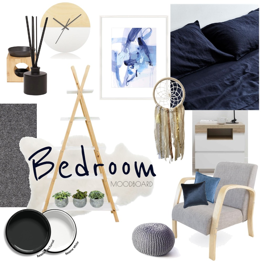 Bedroom Mood Board by Tina on Style Sourcebook