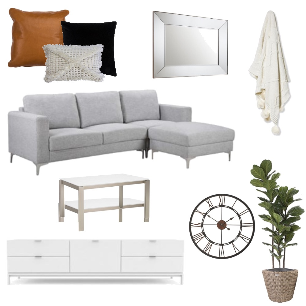 Front living room Interior Design Mood Board by Samkinnane on Style Sourcebook