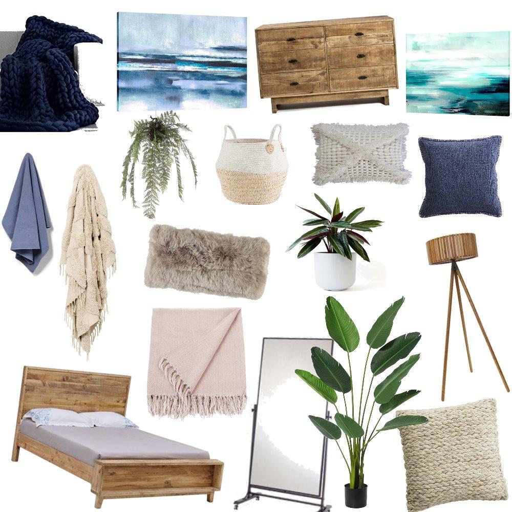 BEDROOM INSPO Mood Board by marchantskye on Style Sourcebook