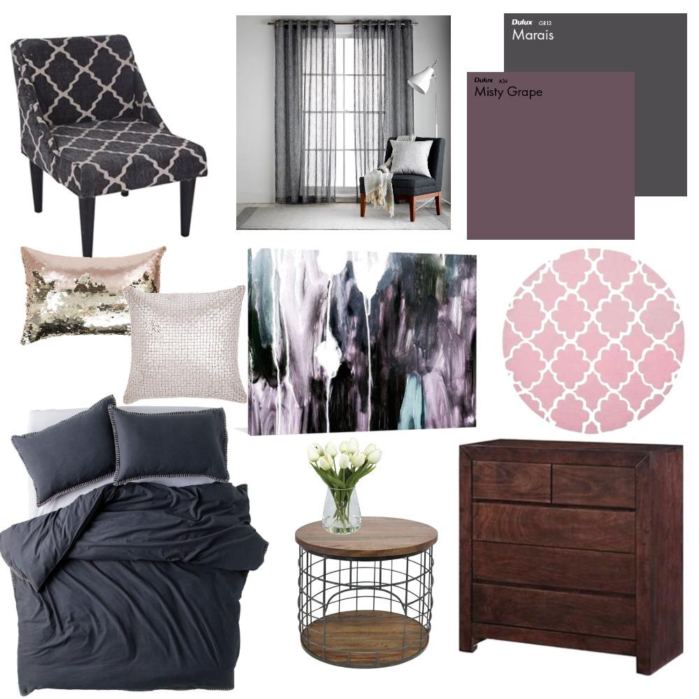 Bedroom Mood Board by Loui on Style Sourcebook