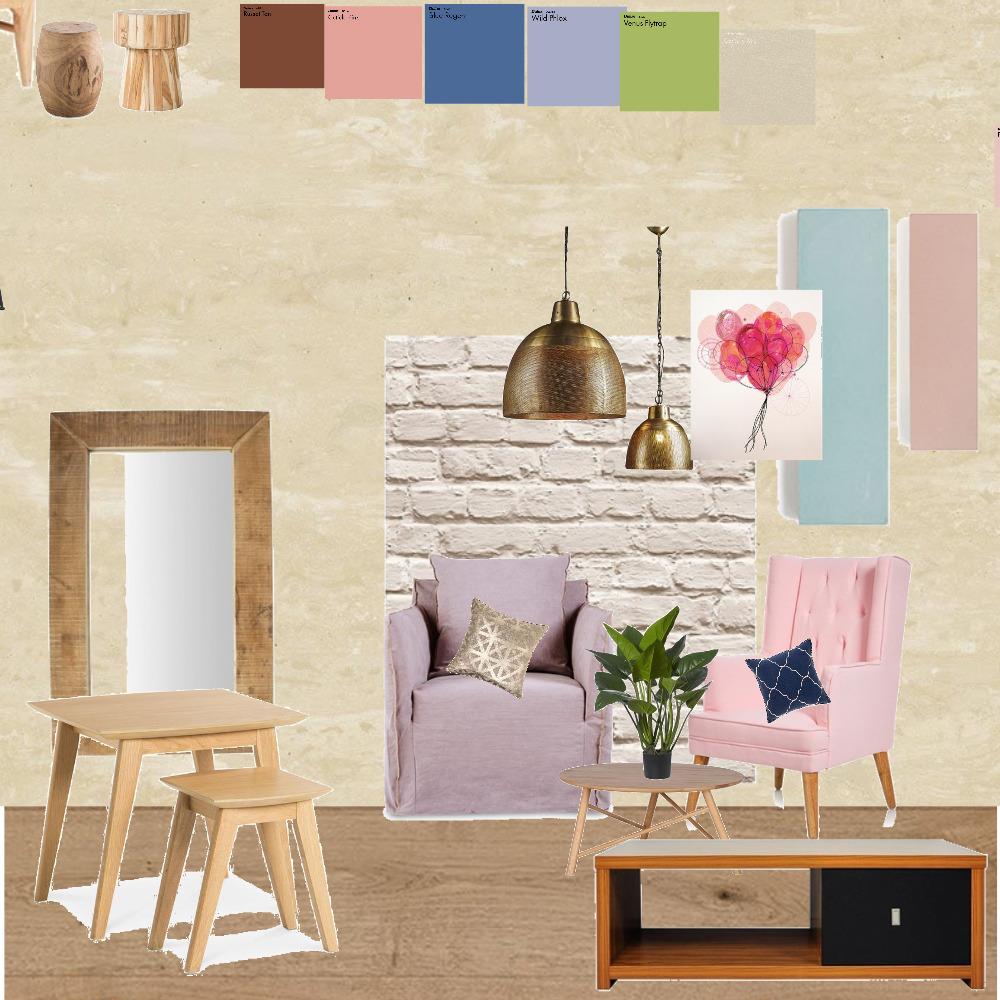 Inspiraçõa Sala UP Mood Board by dessahliber on Style Sourcebook
