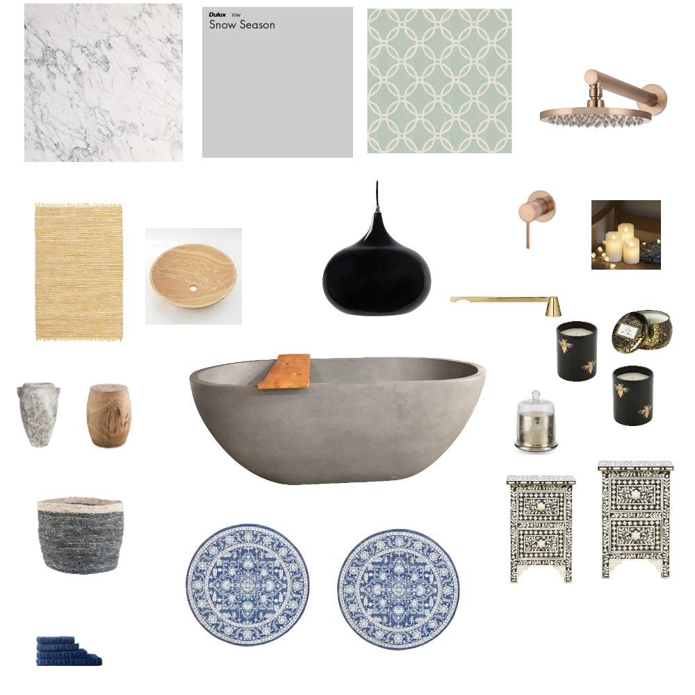 bath Interior Design Mood Board by AnissaTa on Style Sourcebook
