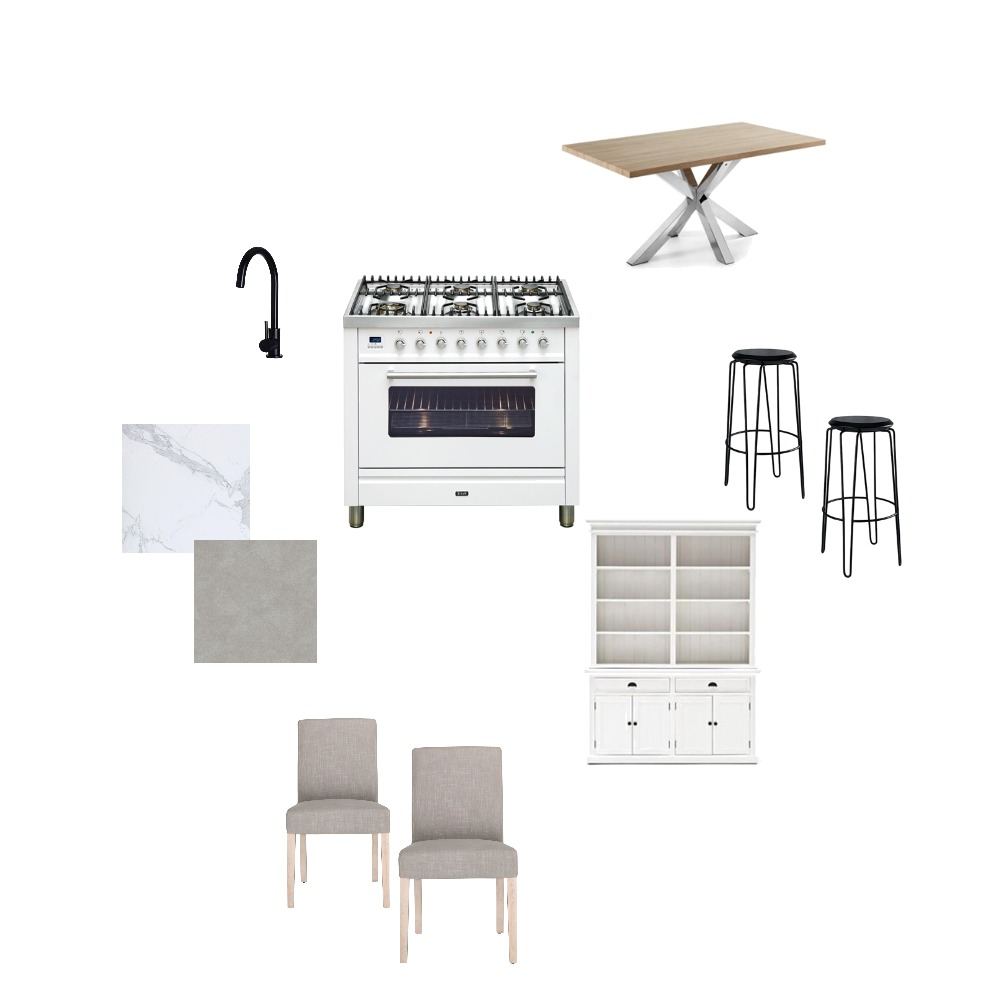 Kitchen Mood Board by Eddie on Style Sourcebook