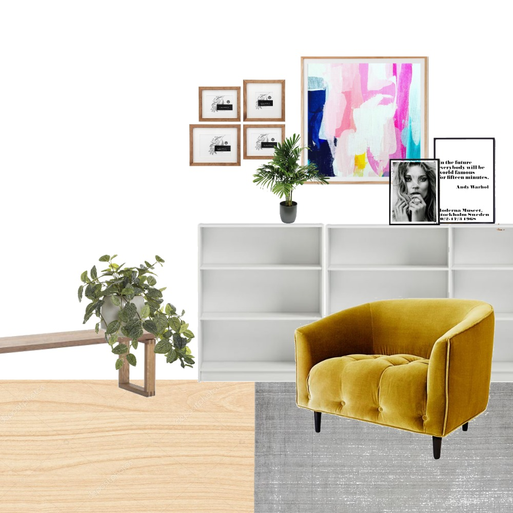 2nd Interior Design Mood Board by Aknj on Style Sourcebook