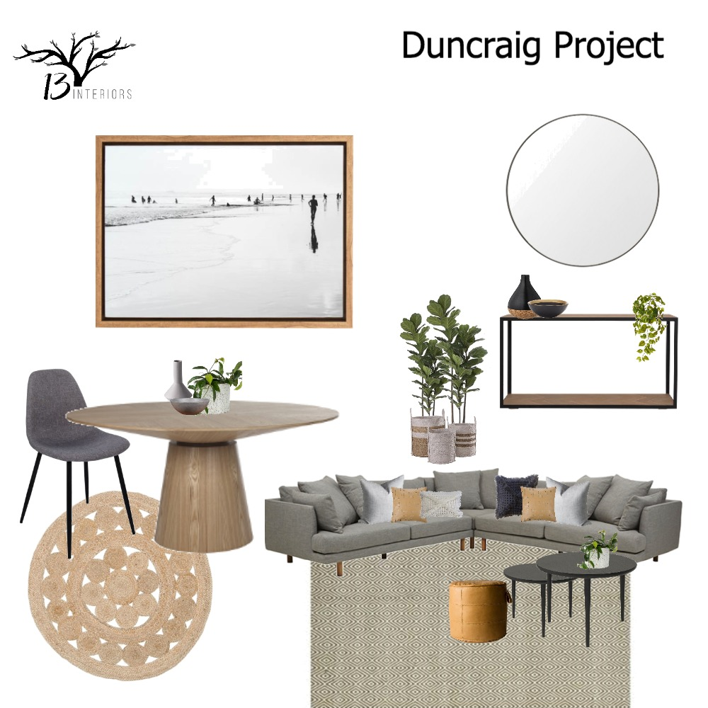 Duncraig Project Mood Board by 13 Interiors on Style Sourcebook