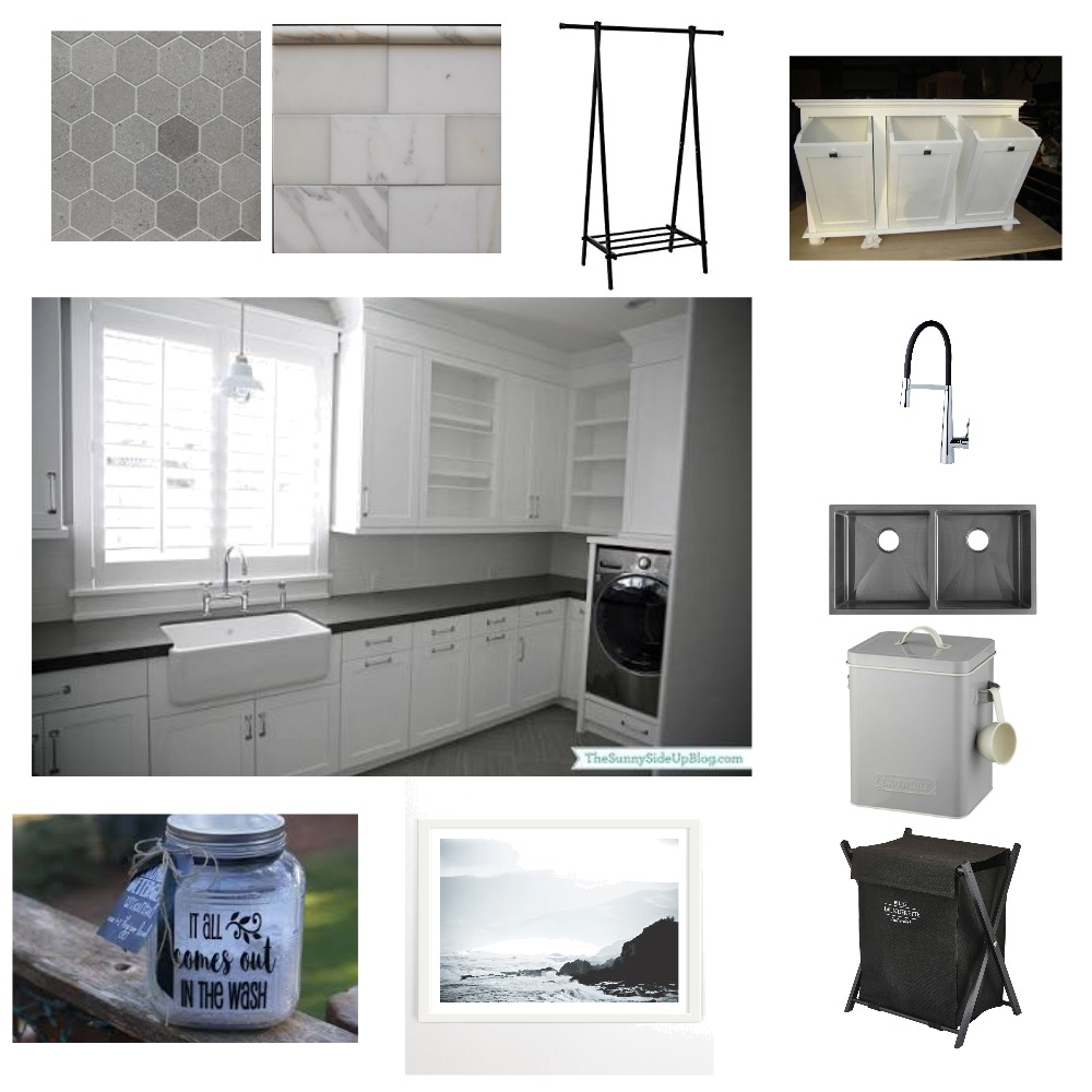 Laundry Mood Board by JH17 on Style Sourcebook