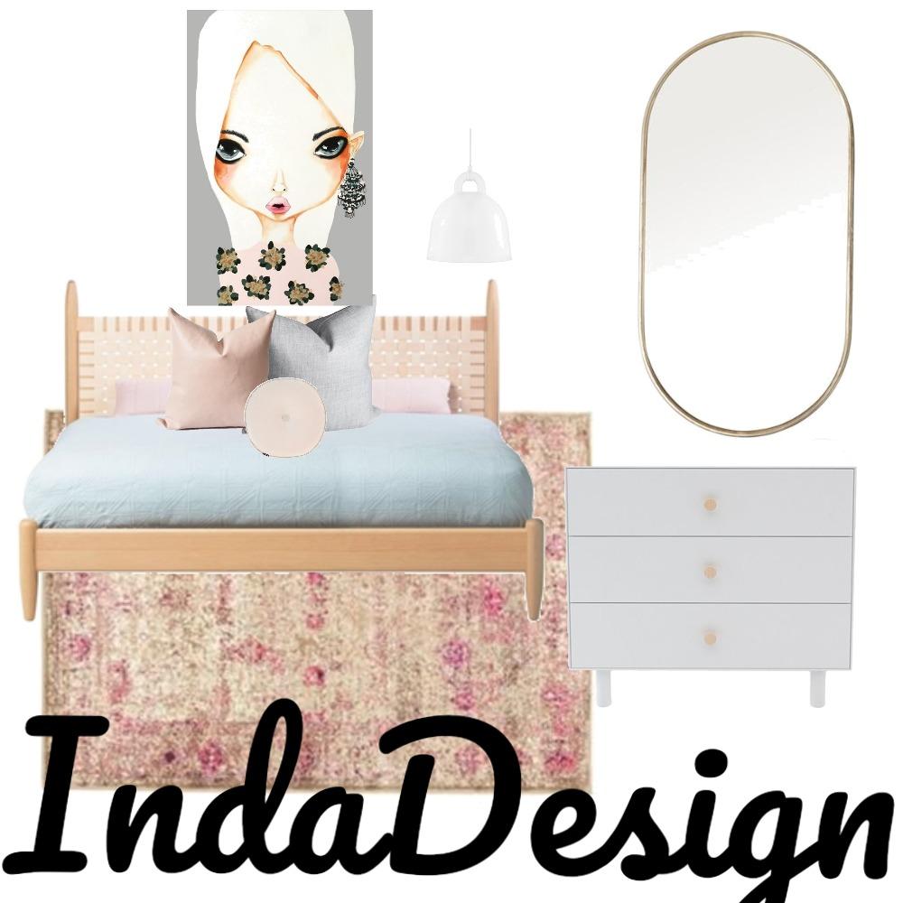 Bedroom Mood Board by IndaDesigns on Style Sourcebook