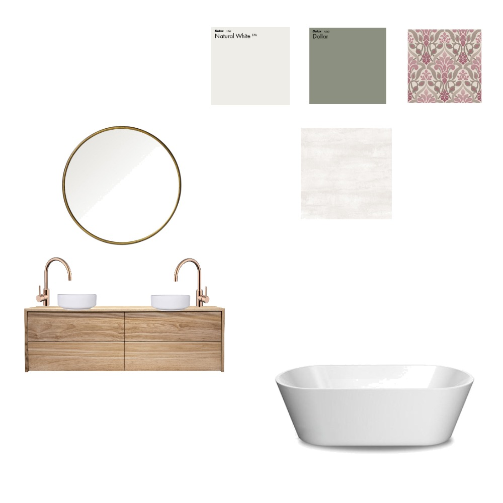 Bathroom Interior Design Mood Board by TheNuttyStylist on Style Sourcebook