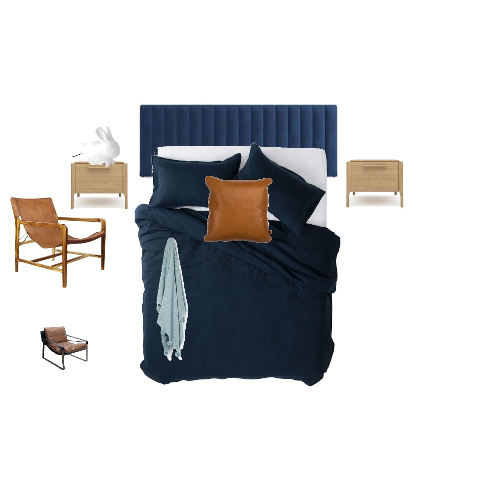 Boys Bedroom Interior Design Mood Board by kpeacocke on Style Sourcebook