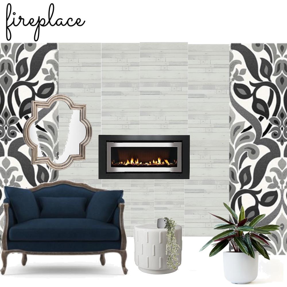 fireplace Mood Board by GeorginaRahi on Style Sourcebook