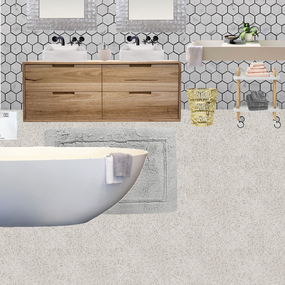 bathroom Mood Board by IzzyTerra on Style Sourcebook