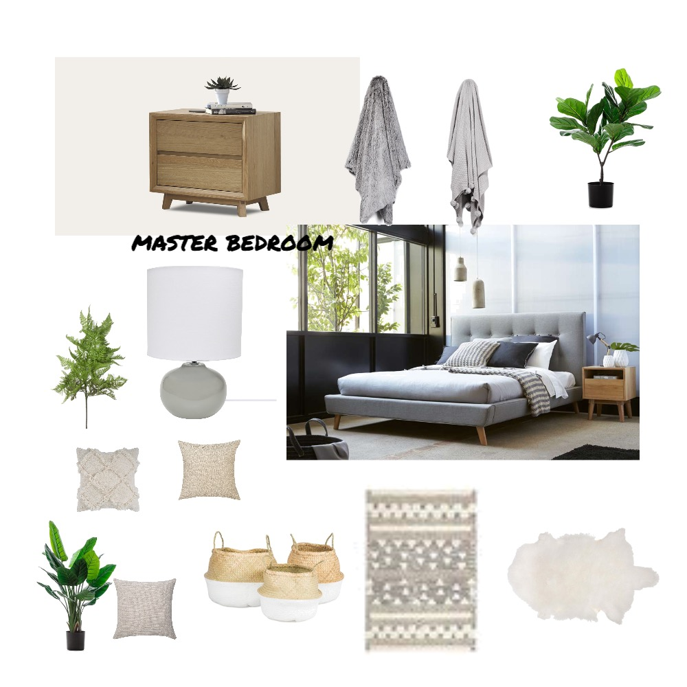 master bedroom Mood Board by Melissapen on Style Sourcebook