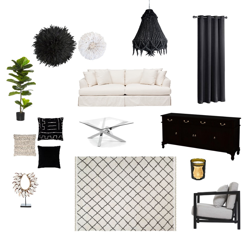 Living Room Mood Board by 80becky on Style Sourcebook