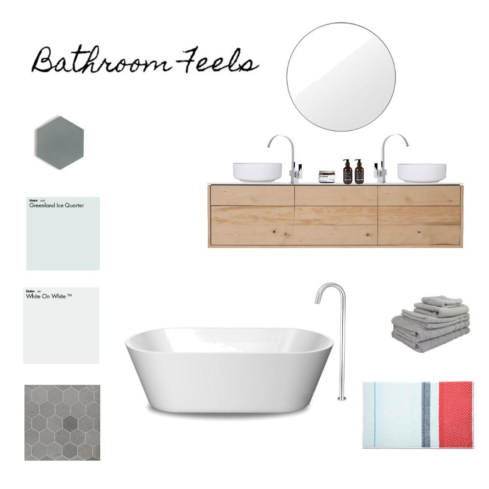 Bathroom Feels Mood Board by TheNuttyStylist on Style Sourcebook