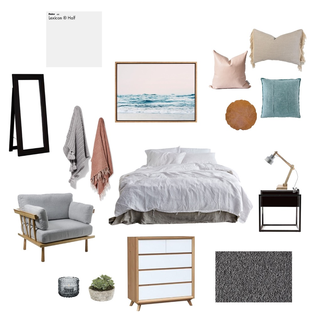 Master Bedroom Mood Board by JuanitaRose on Style Sourcebook