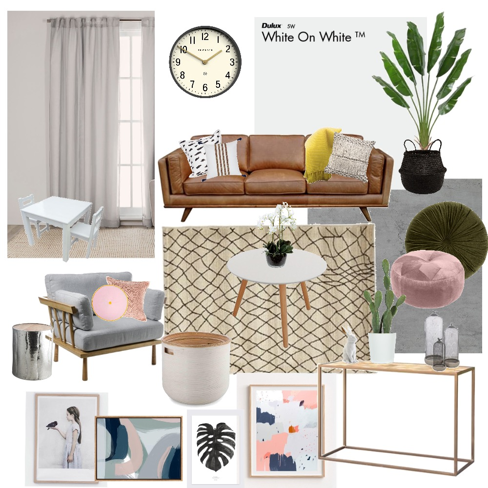 Open Lounge Interior Design Mood Board by JuanitaRose on Style Sourcebook