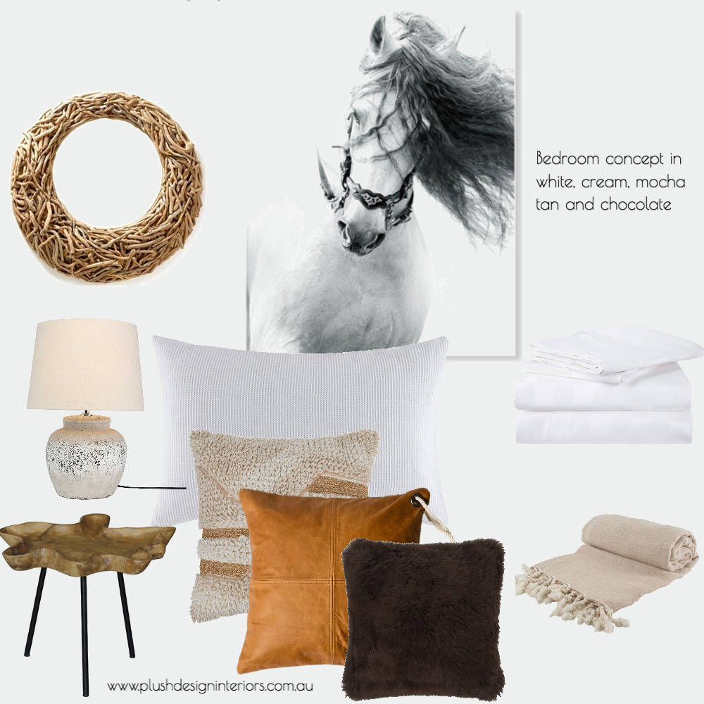 Norton Summit Bedroom 3 Mood Board by Plush Design Interiors on Style Sourcebook