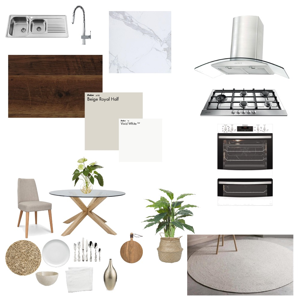 Kitchen ideas Mood Board by Kimberley689 on Style Sourcebook
