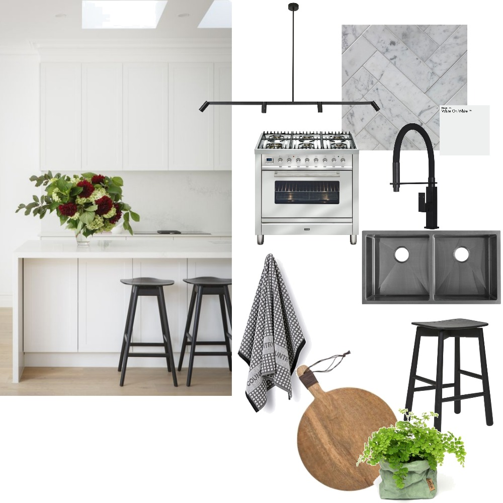 Kitchen Mood Board by JessieCole23 on Style Sourcebook