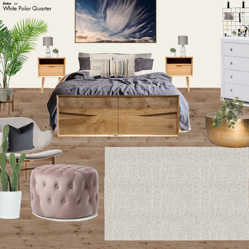 Another bedroom Mood Board by IzzyTerra on Style Sourcebook