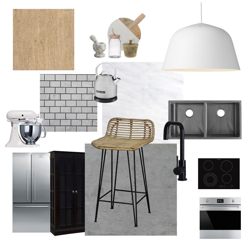 Kitchen Interior Design Mood Board by JuanitaRose on Style Sourcebook