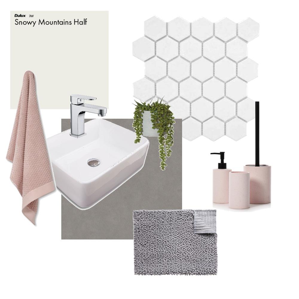Ensuite Bathroom Mood Board by rosiemmatthews on Style Sourcebook
