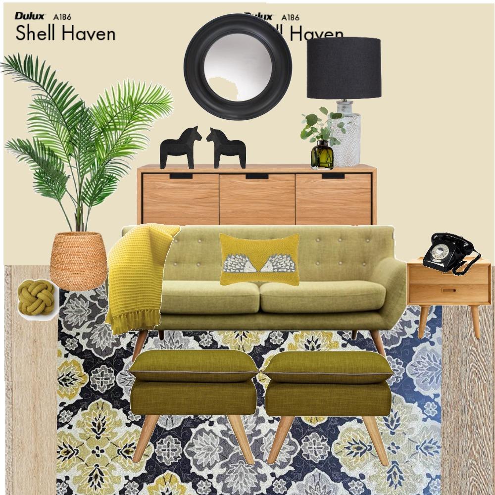 retro Mood Board by De Novo Concepts on Style Sourcebook