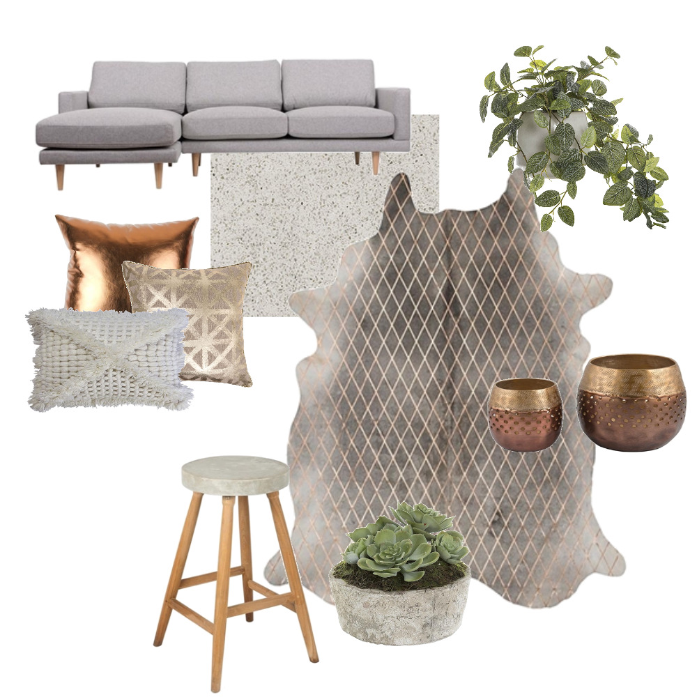 Copper Interior Design Mood Board by JodieDesigner on Style Sourcebook