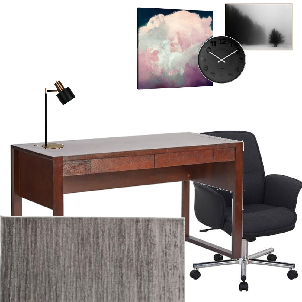 office Mood Board by lseamer on Style Sourcebook