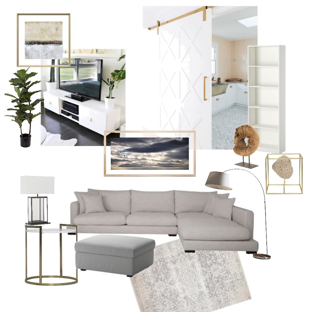 Living Room Inspiration Mood Board by Sally_I on Style Sourcebook