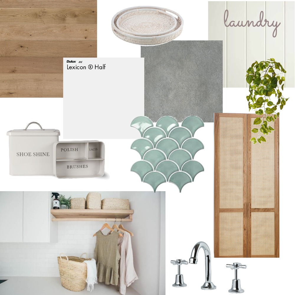 Kerryn Laundry option 1 Mood Board by Hunter Style Collective on Style Sourcebook