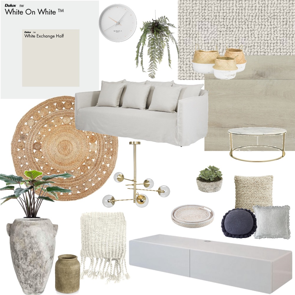 white on white Mood Board by Hunter Style Collective on Style Sourcebook