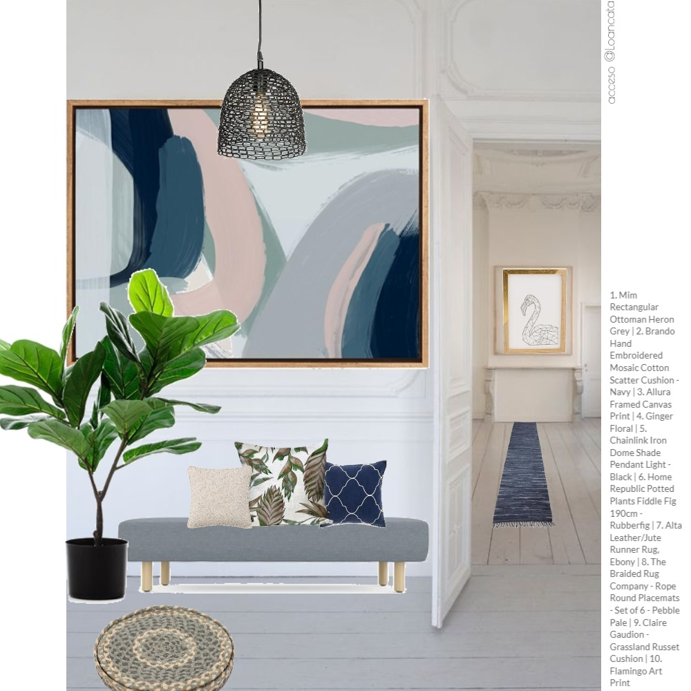 acceso @loancata Mood Board by LOANCATA on Style Sourcebook