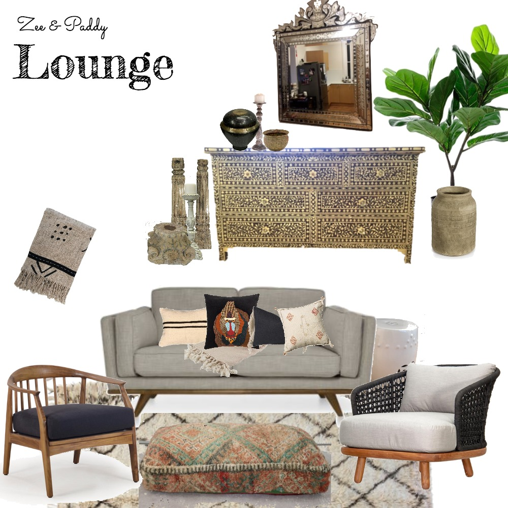 Zee Lounge Mood Board by Northern Beaches Styling on Style Sourcebook