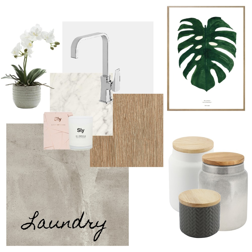 Laundry Mood Board by dallas_andrew on Style Sourcebook