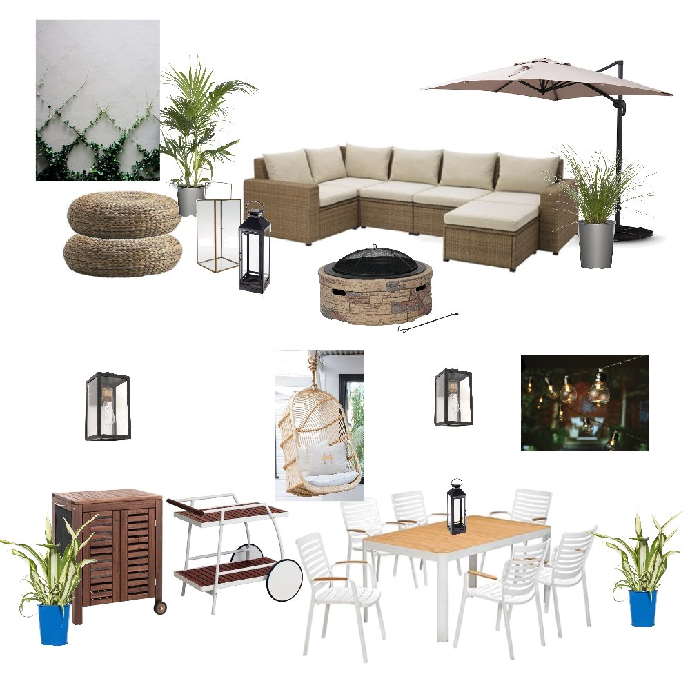 Outdoor Areas Mood Board by Sally_I on Style Sourcebook
