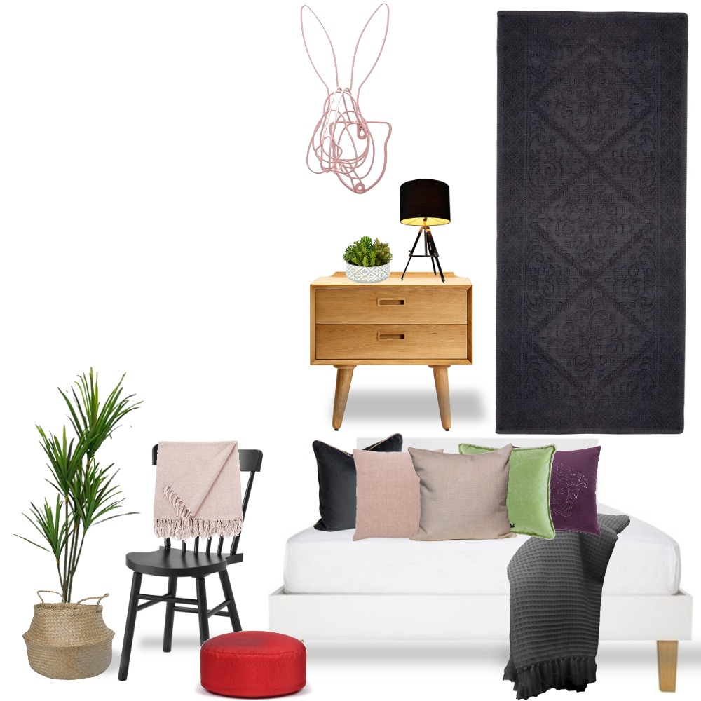 Bedroom Final Mood Board by Elinor on Style Sourcebook
