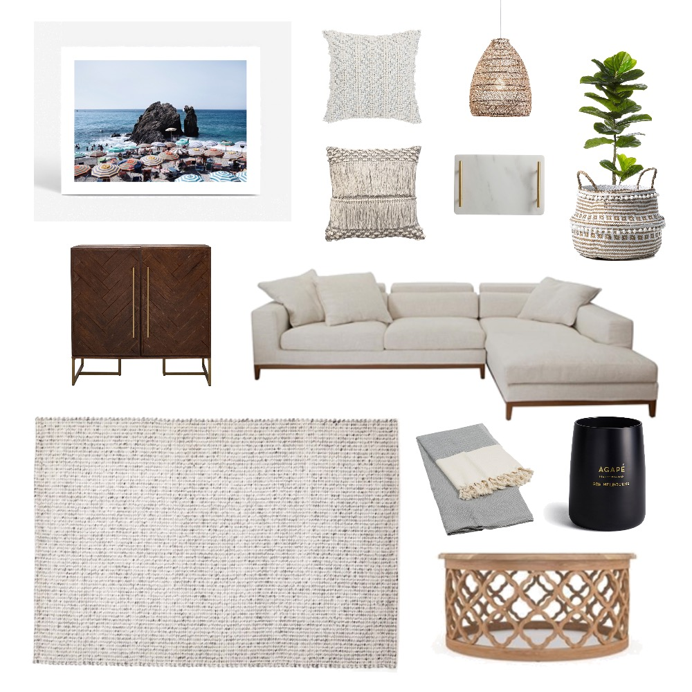 Reading Room - Capri Mood Board by jessicaperis on Style Sourcebook