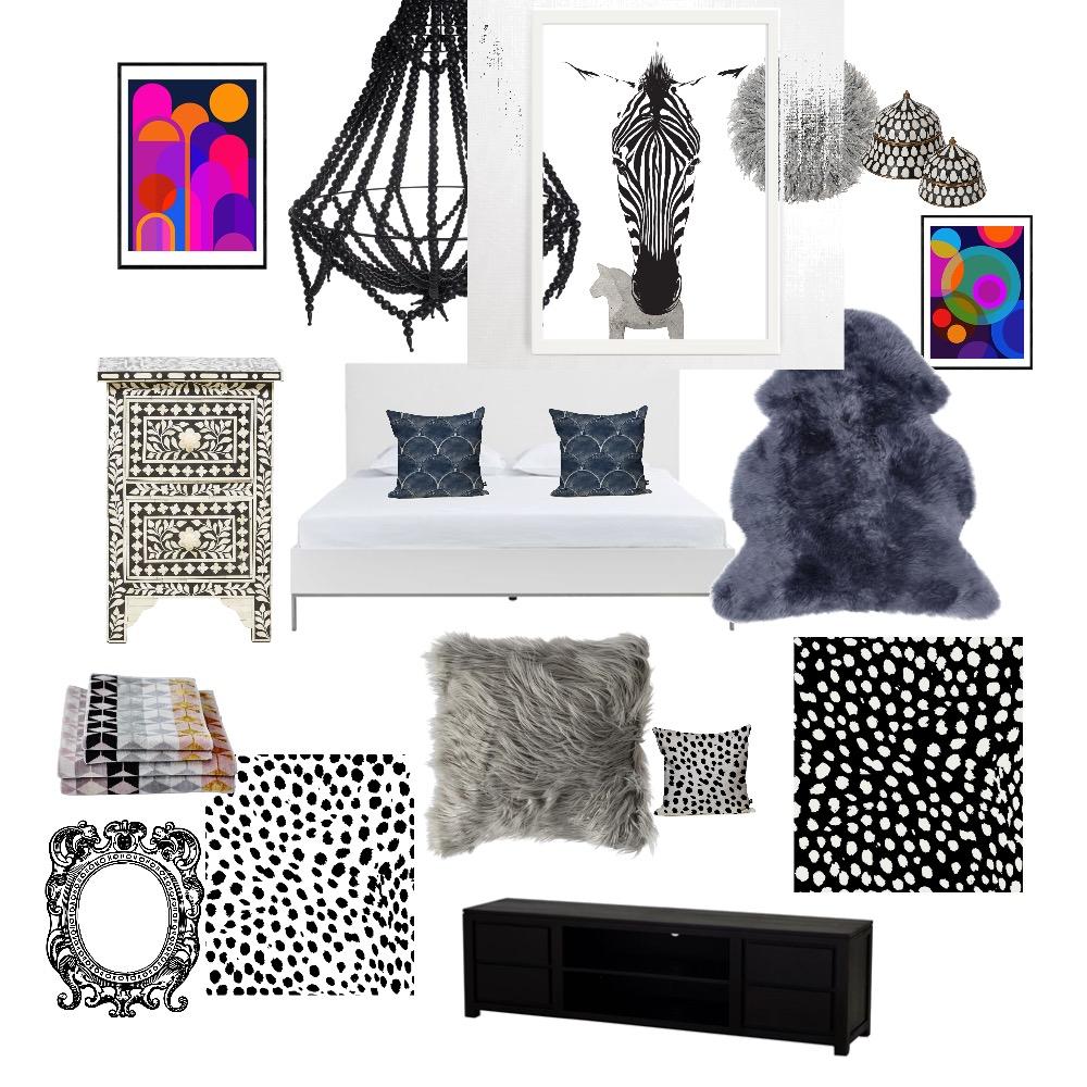 Master Bedroom Interior Design Mood Board by BGum on Style Sourcebook