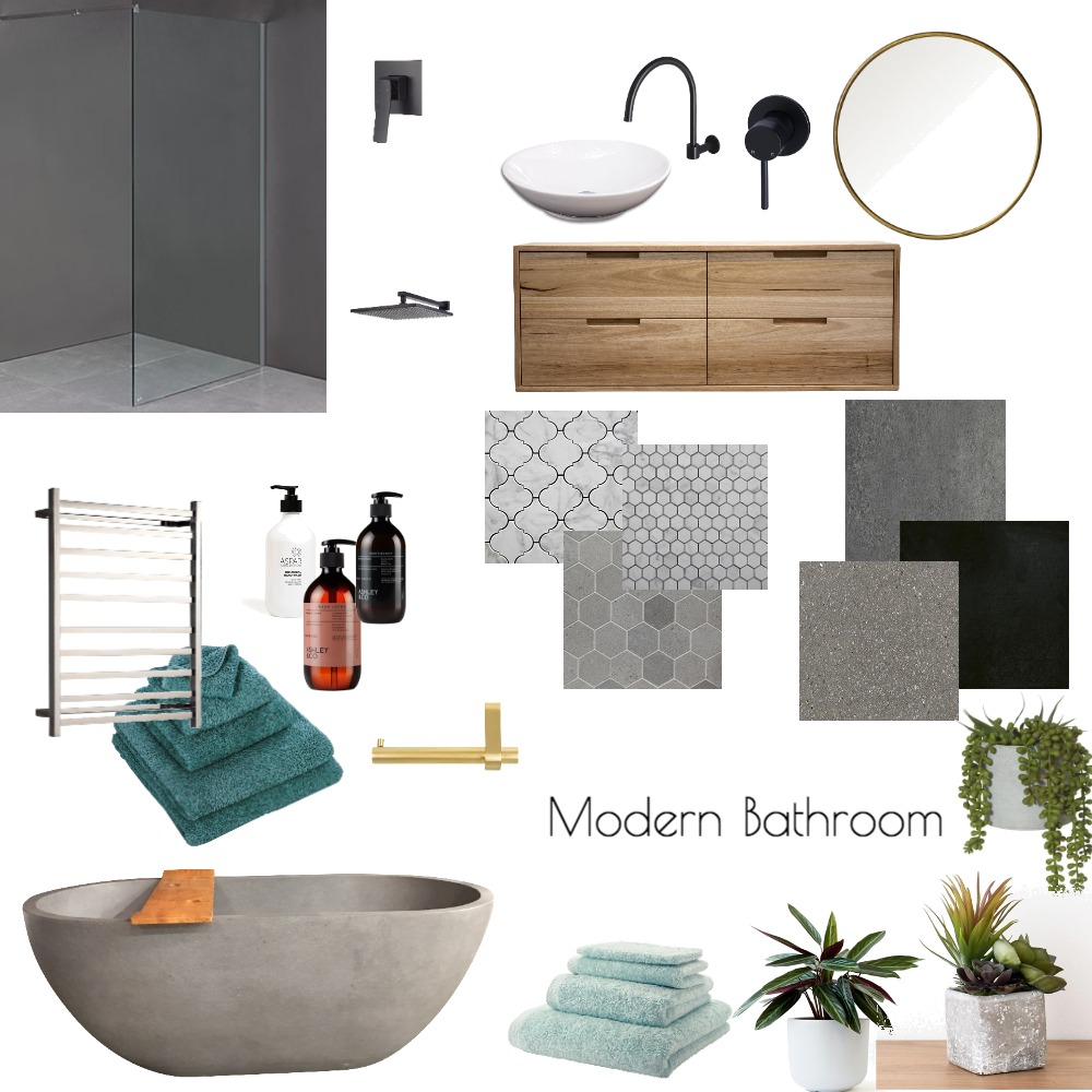Concrete Modern Mood Board by Hannah94 on Style Sourcebook