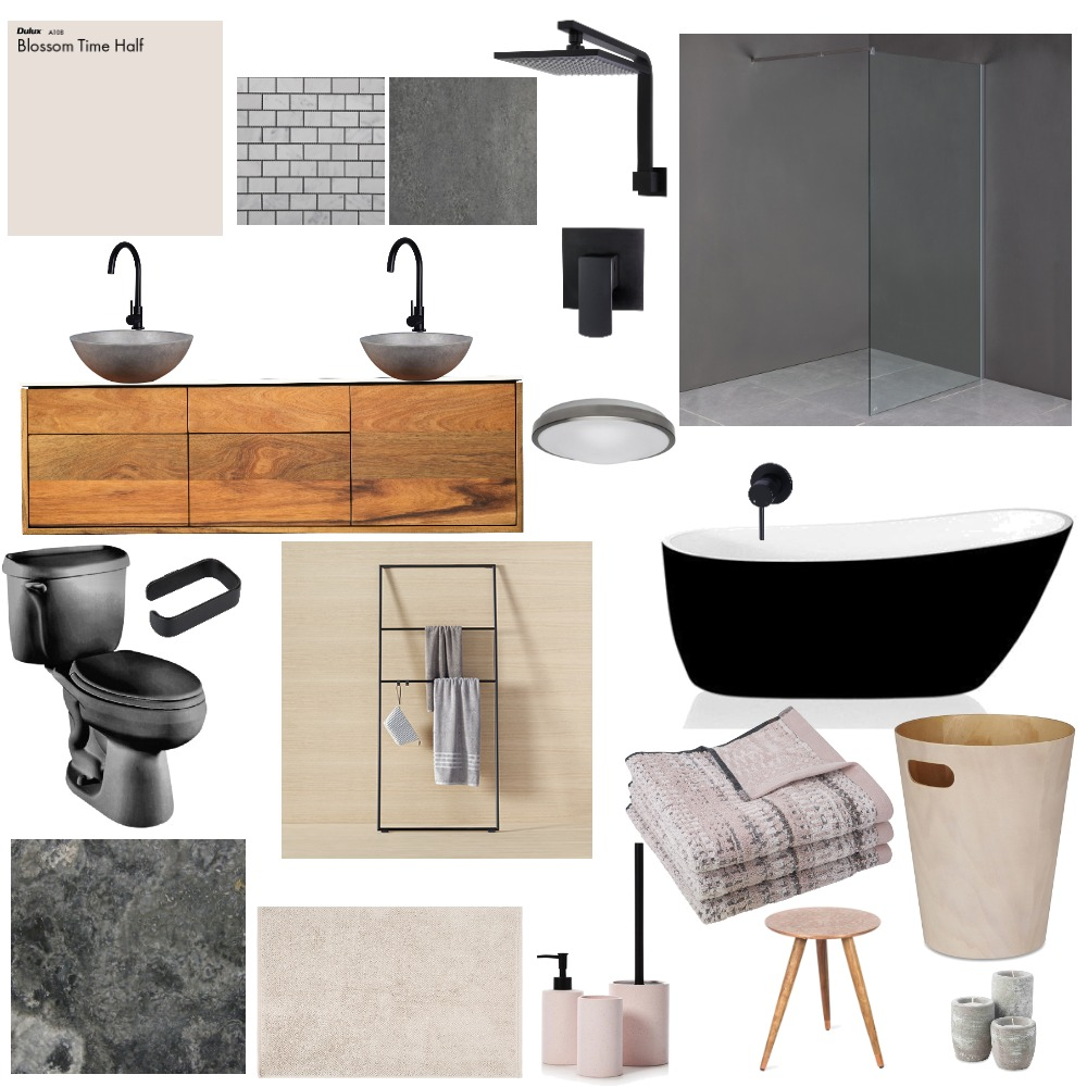 Main Bathroom Mood Board by Tamara_interior_designs on Style Sourcebook