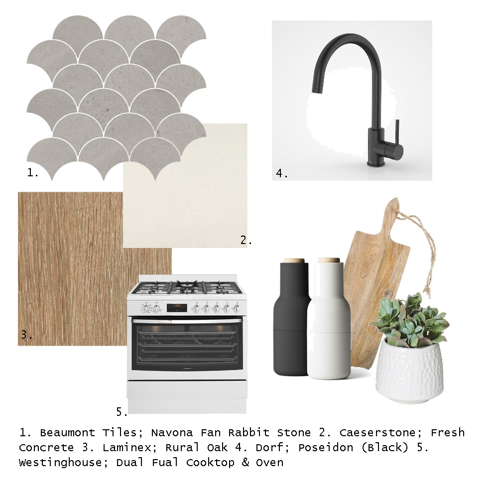 NEW Kitchen Trends Interior Design Mood Board by thebohemianstylist on Style Sourcebook