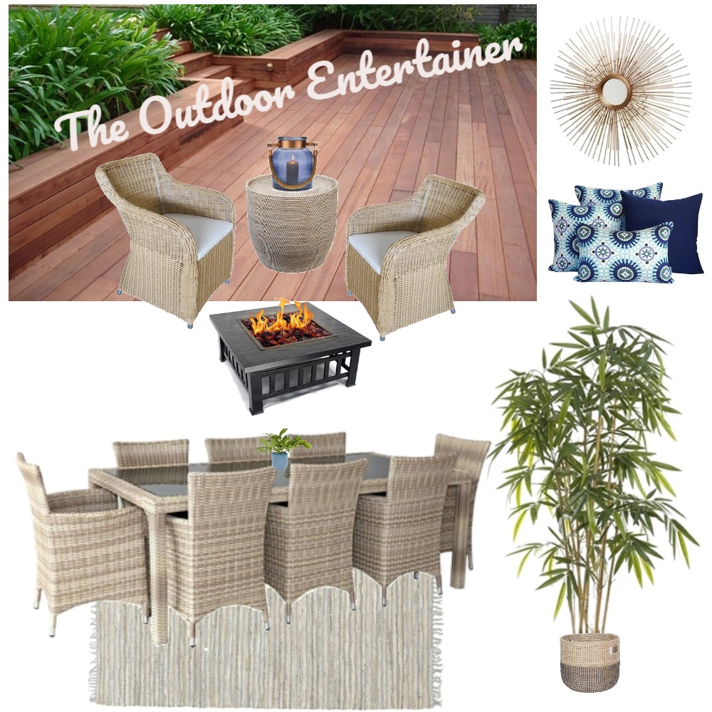 The Outdoor Entertainer Mood Board by Tamara_interior_designs on Style Sourcebook