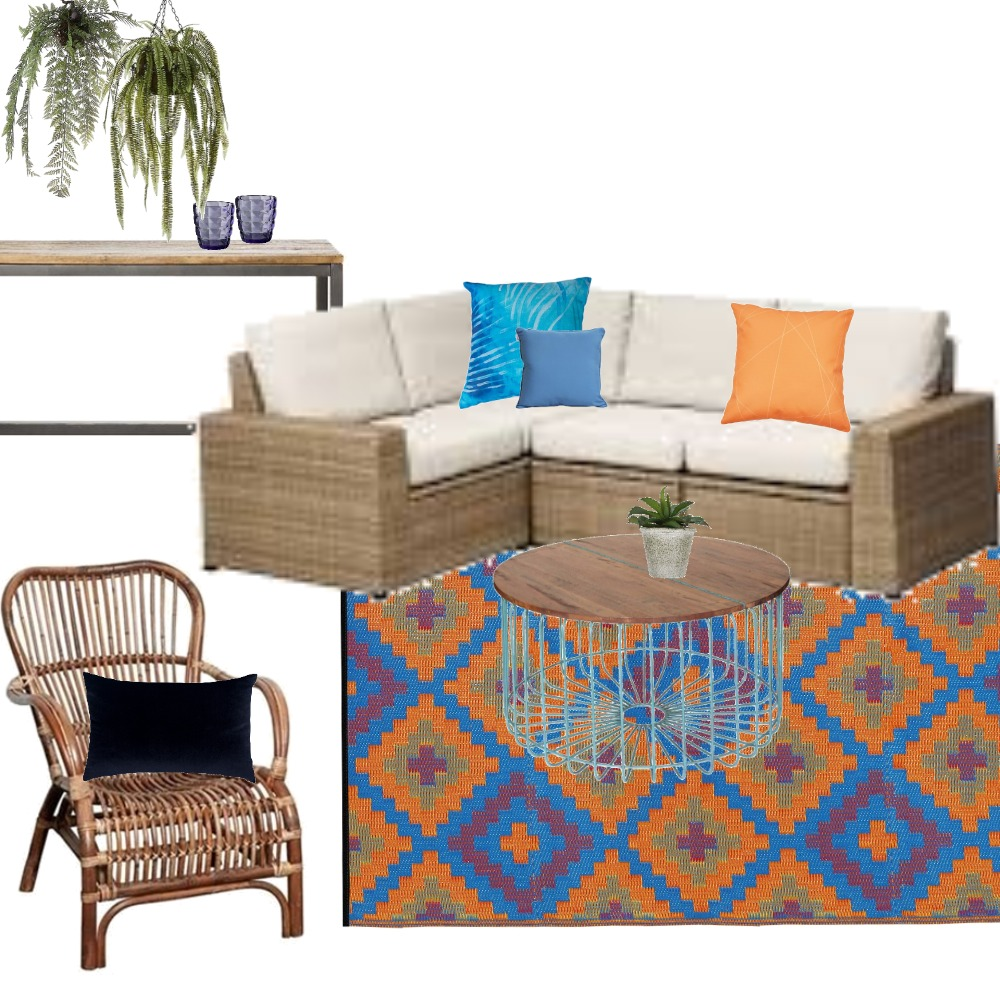 Gorman Road - Outdoor Lounging Mood Board by Holm_and_Wood on Style Sourcebook