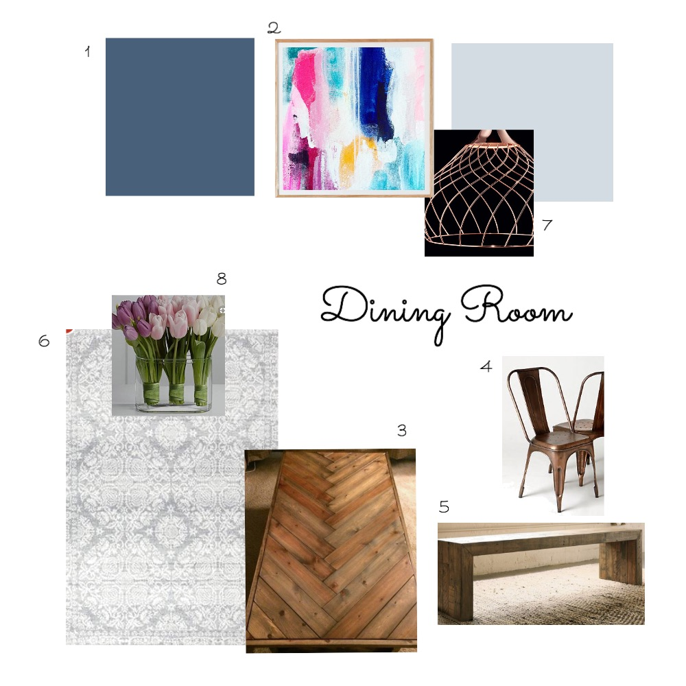 Dining Room Mood Board by Mim on Style Sourcebook