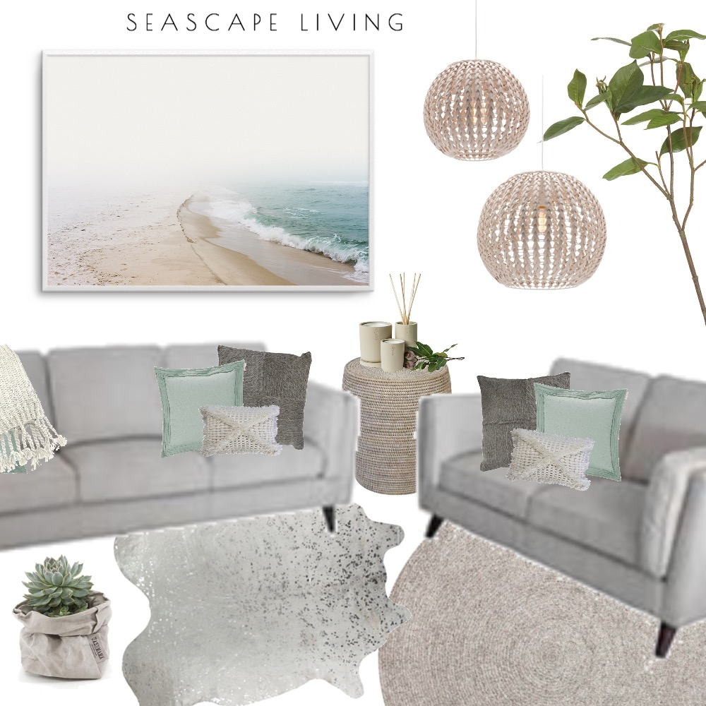 Seascape Living Mood Board by Seascape Living on Style Sourcebook