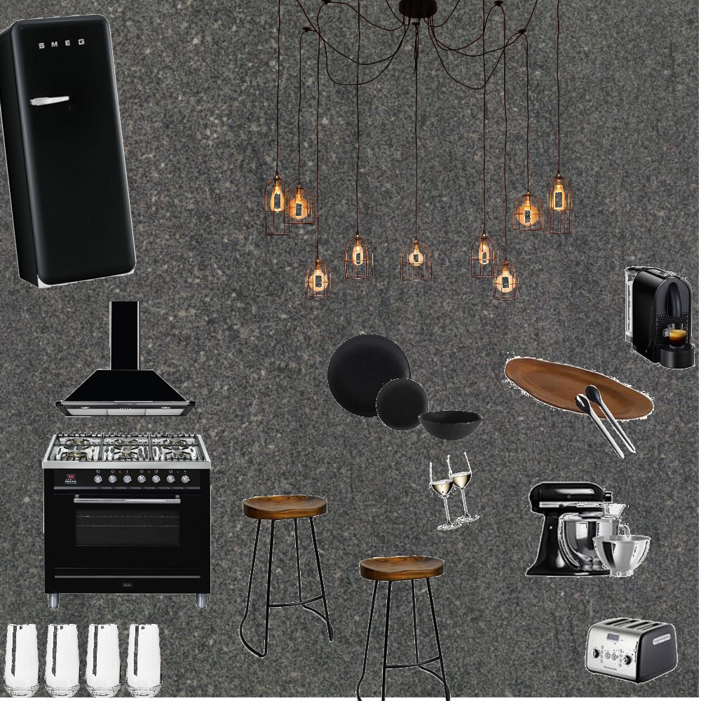 Kitchen Mood Board by Soph_iee on Style Sourcebook