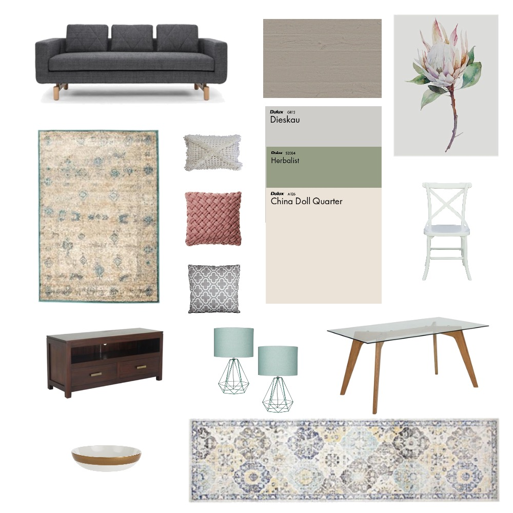 Henderson Rd Mood Board by Angelique Nye on Style Sourcebook