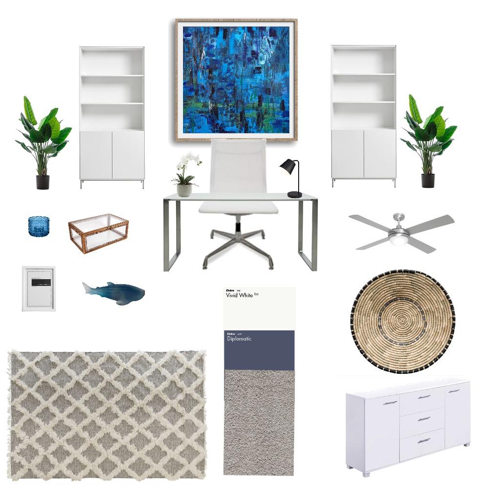 Study Mood Board by kiara_design on Style Sourcebook
