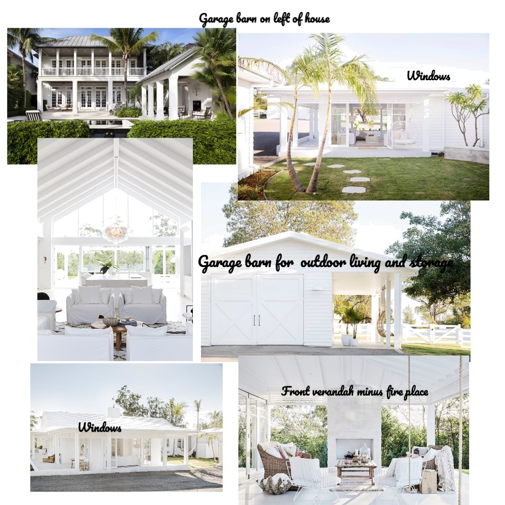 Exterior Mood Board by gemmaclough on Style Sourcebook